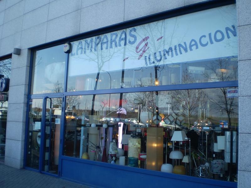 Lamparas En Madrid Lamparas G Se Encuentra En Avda Pirineos 7 S S