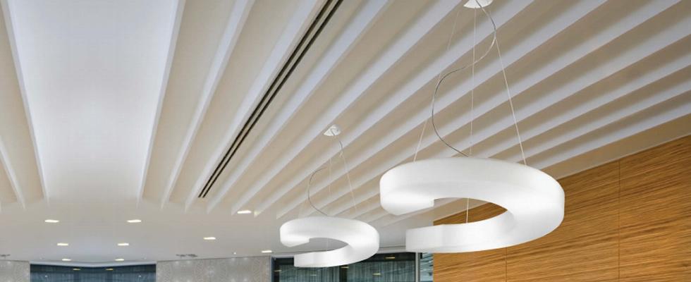 Lmparas de diseo lmparas LED lamparas en Madrid Proyectos de